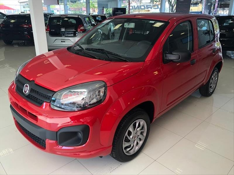 FIAT UNO 1.0 Fire Attractive 2019/2020 - Thumb 5