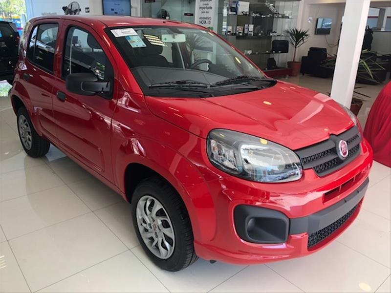 FIAT UNO 1.0 Fire Attractive 2019/2020 - Thumb 6