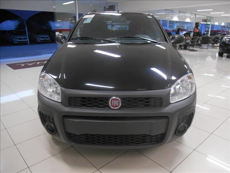 FIAT STRADA 1.4 MPI Hard Working CD 8V 2018/2019