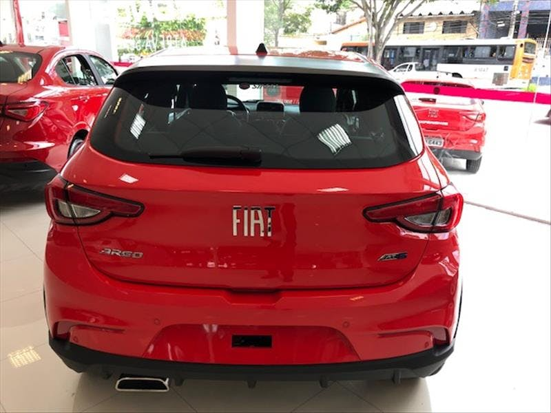 FIAT ARGO 1.8 E.torq HGT AT6 2019/2019 - Thumb 2