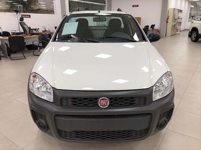 FIAT STRADA 1.4 MPI Working CS 8V 2018/2019
