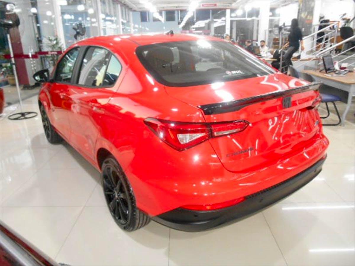 FIAT CRONOS 1.8 E.torq HGT 2019/2020 - Foto 11