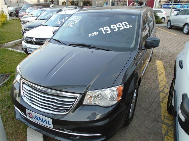 CHRYSLER TOWN & COUNTRY 3.6 Limited V6 24V 2011/2012