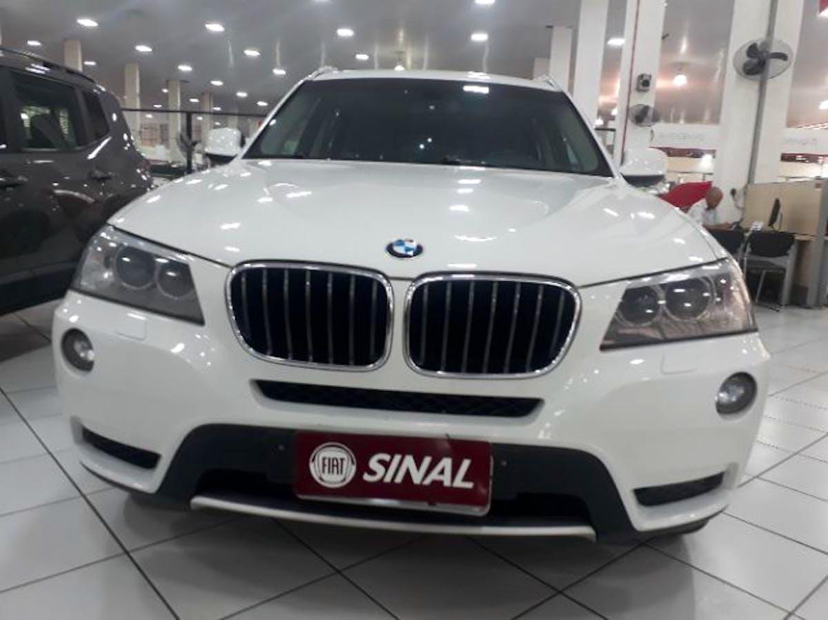 BMW X3 3.0 35I 4X4 24V 2010/2011