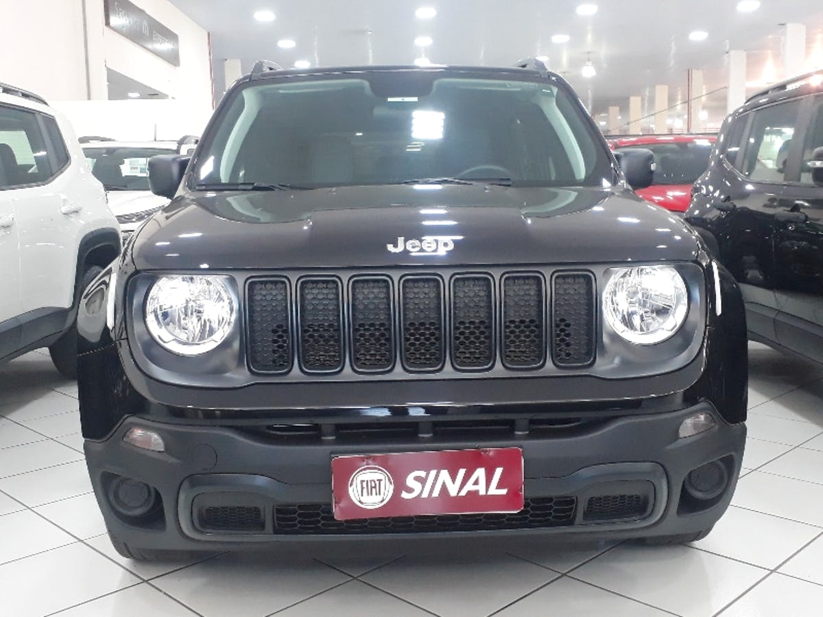 JEEP RENEGADE 1.8 16V Sport 2019/2019