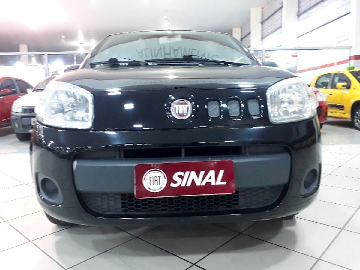 FIAT UNO 1.0 EVO Vivace 8V 2011/2012 - Foto 1