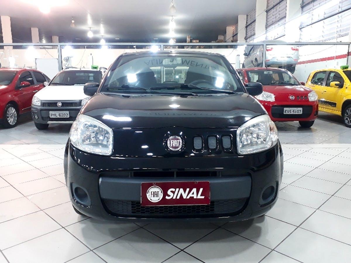 FIAT UNO 1.0 EVO Vivace 8V 2011/2012 - Foto 2