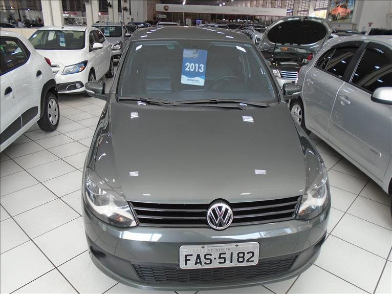 VOLKSWAGEN FOX 1.6 MI I-motion 8V 2012/2013