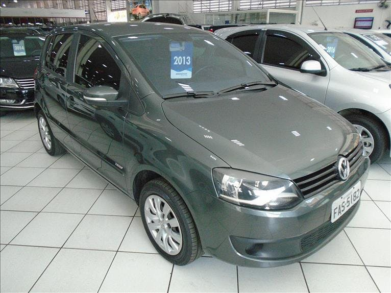 VOLKSWAGEN FOX 1.6 MI I-motion 8V 2012/2013 - Thumb 2