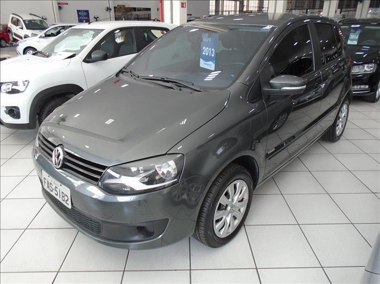 VOLKSWAGEN FOX 1.6 MI I-motion 8V 2012/2013 - Thumb 3