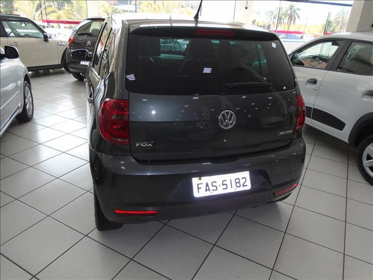 VOLKSWAGEN FOX 1.6 MI I-motion 8V 2012/2013 - Thumb 4
