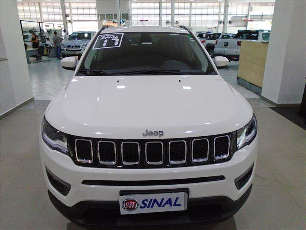 JEEP COMPASS 2.0 16V Longitude 2016/2017 - Foto 1