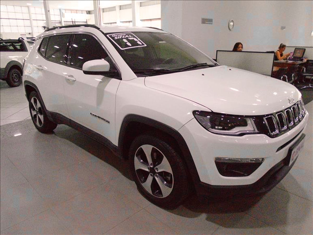JEEP COMPASS 2.0 16V Longitude 2016/2017 - Foto 2