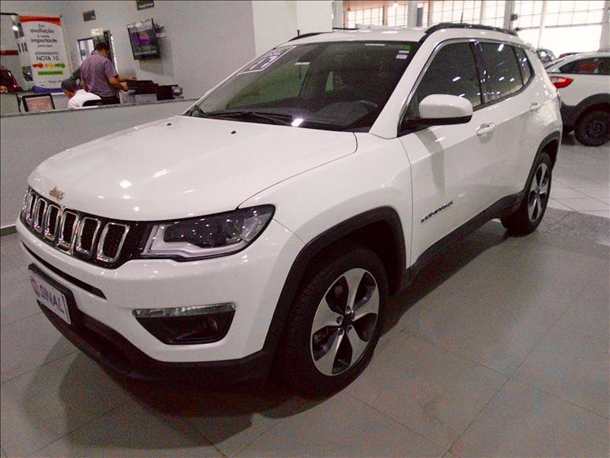 JEEP COMPASS 2.0 16V Longitude 2016/2017 - Foto 3