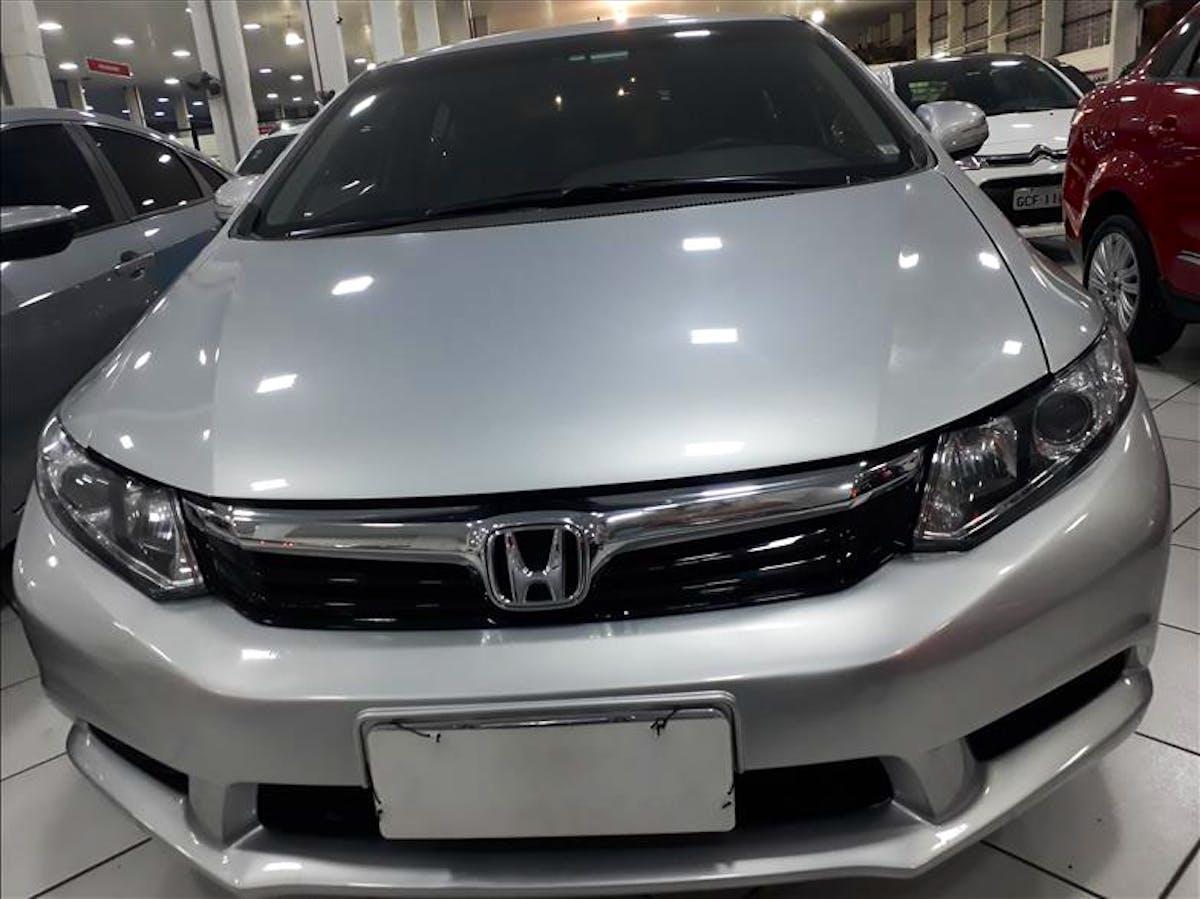 Honda CIVIC 1.8 LXL 16V 2012/2012