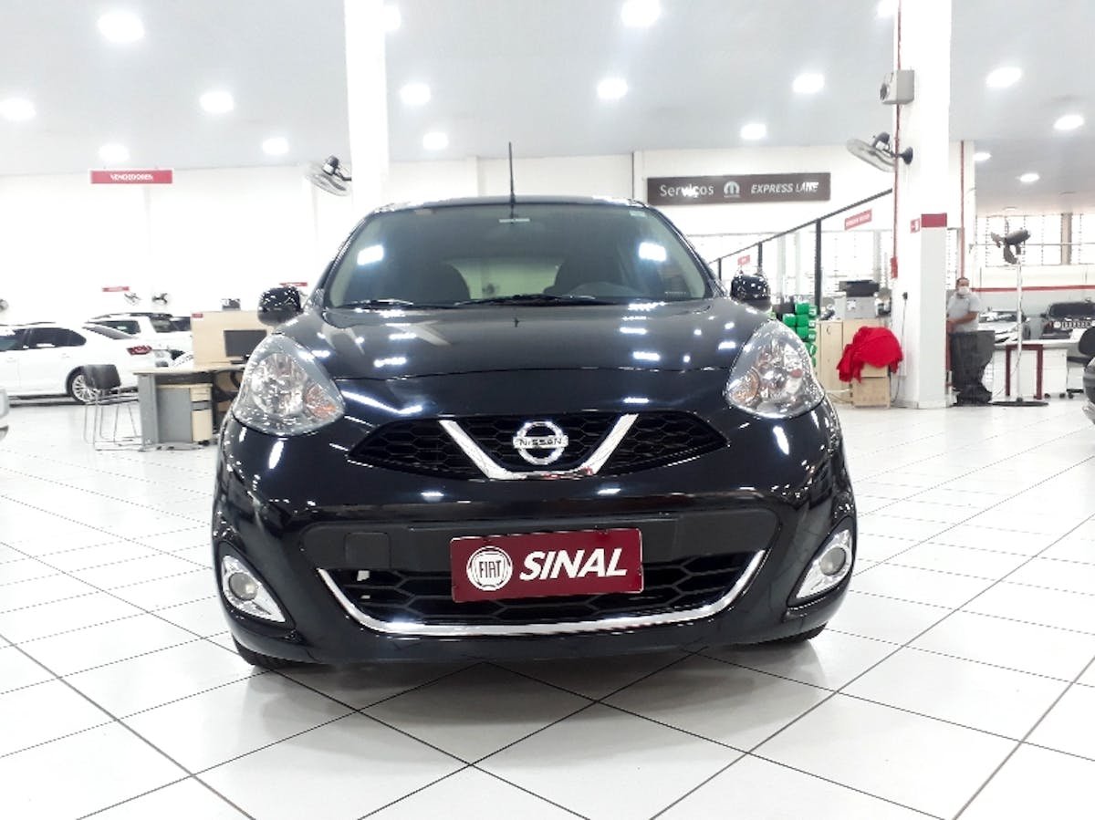NISSAN MARCH 1.6 SL 16V 2014/2015