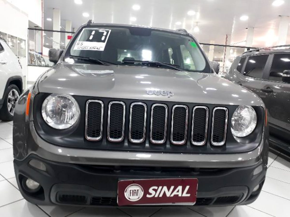 JEEP RENEGADE 2.0 16V Turbo Longitude 4X4 2016/2017