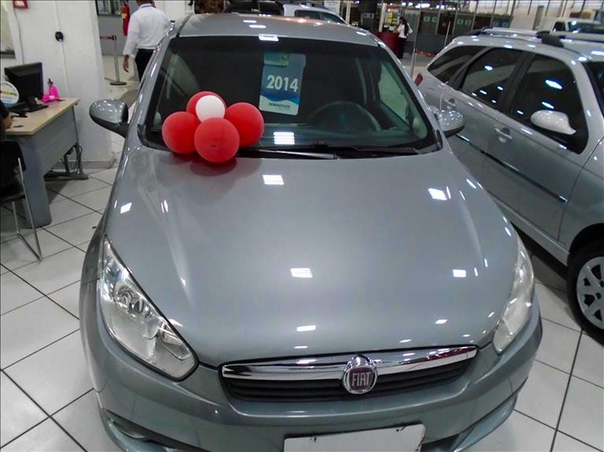 FIAT GRAND SIENA 1.4 MPI Attractive 8V 2013/2014