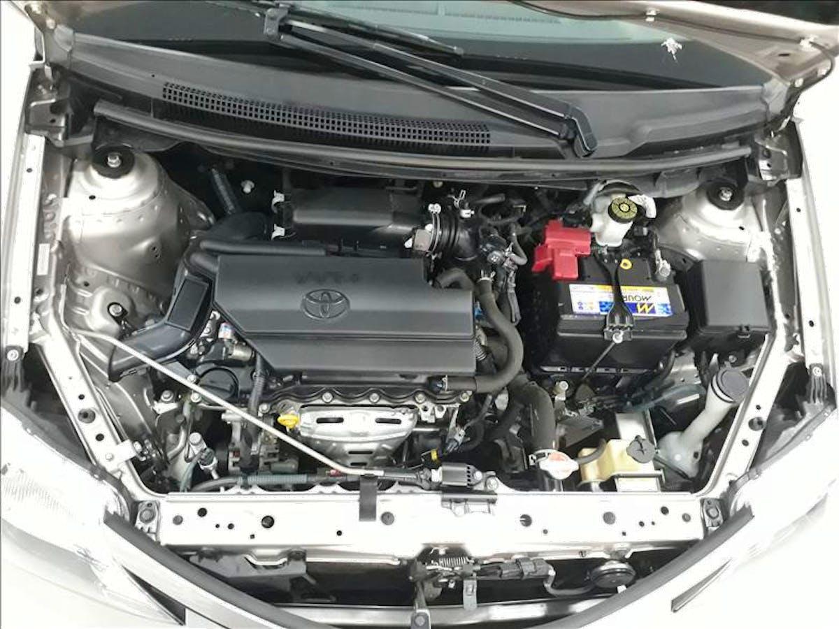 TOYOTA ETIOS 1.5 XS Sedan 16V 2017/2018 - Foto 15