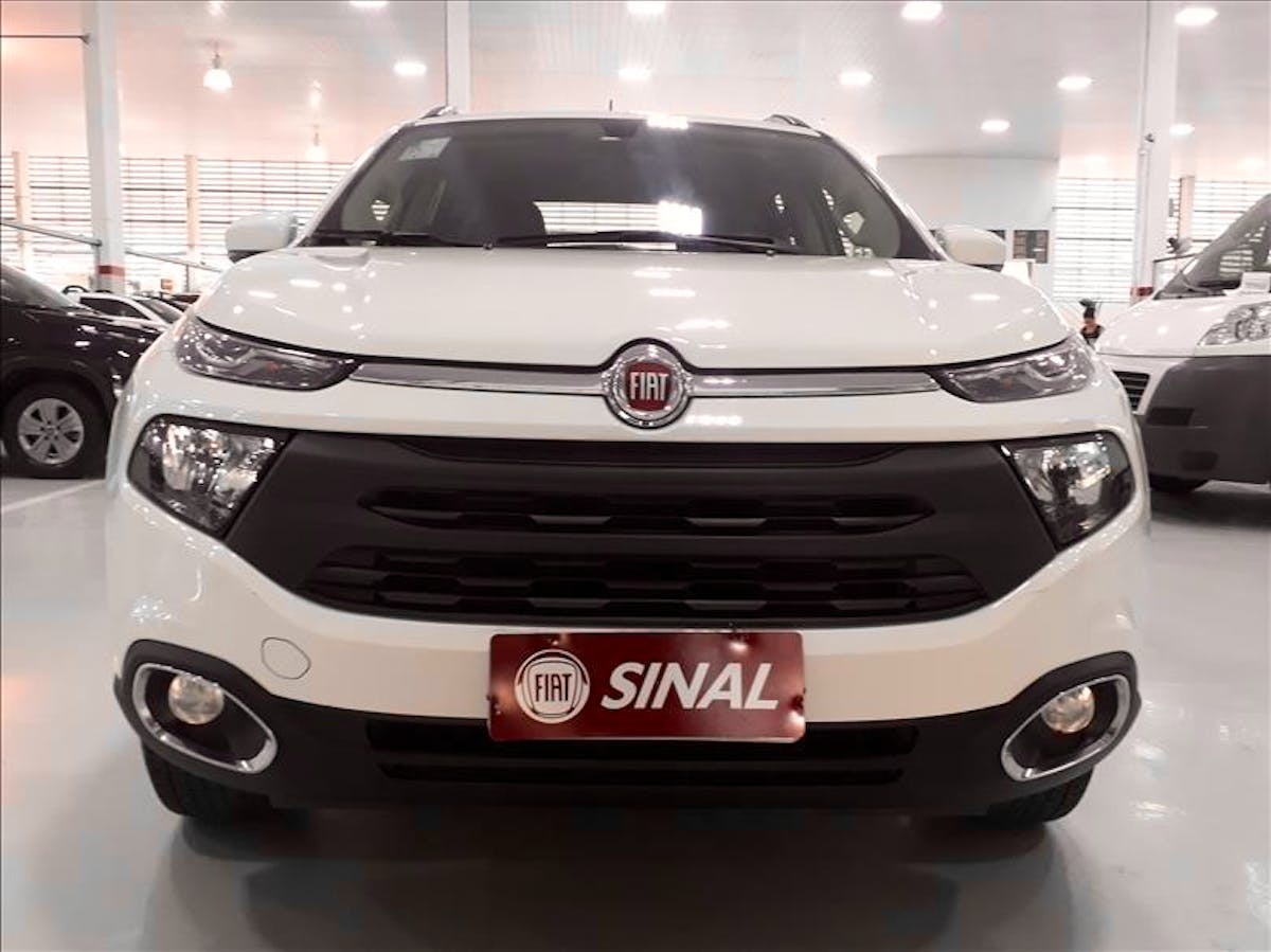 FIAT TORO 1.8 16V EVO Freedom AT6 2018/2019