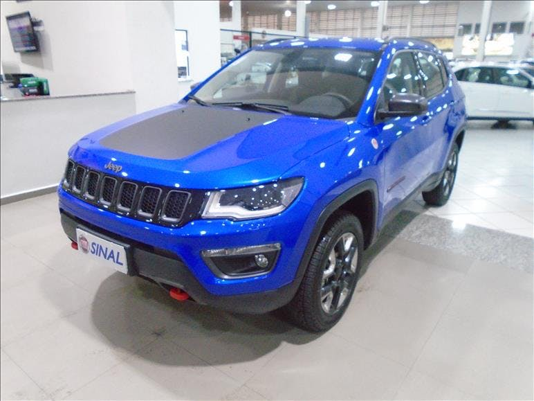 JEEP COMPASS 2.0 16V Trailhawk 4X4 2017/2018 - Foto 3