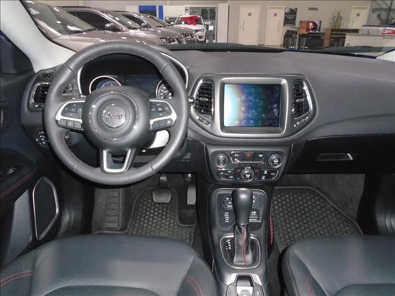 JEEP COMPASS 2.0 16V Trailhawk 4X4 2017/2018 - Foto 7