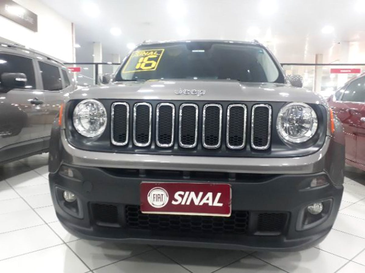 JEEP RENEGADE 1.8 16V Longitude 2016/2016