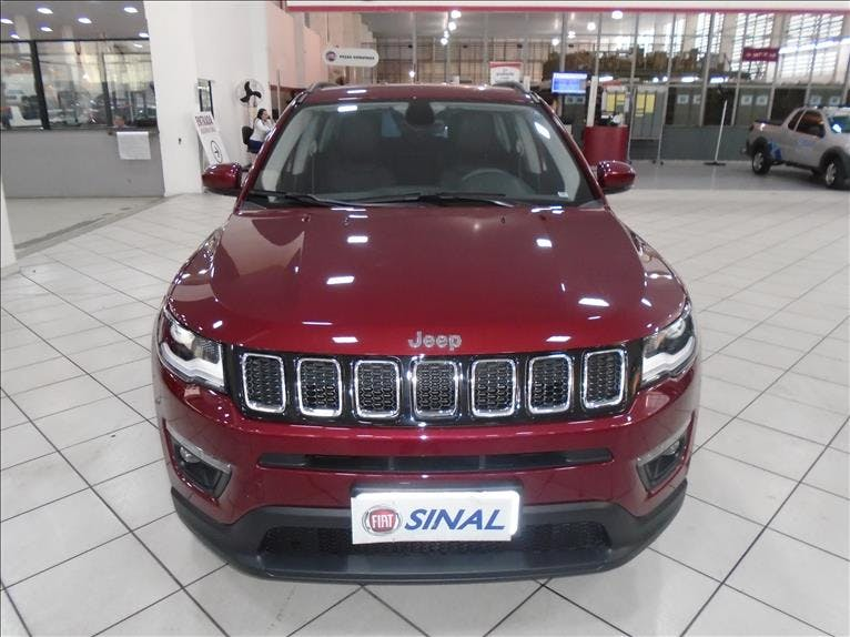 JEEP COMPASS 2.0 16V Longitude 2016/2017