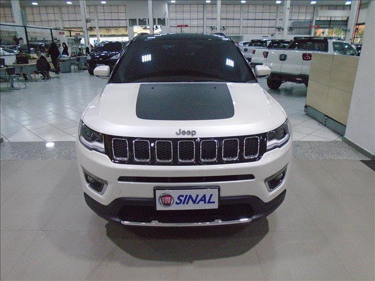 JEEP COMPASS 2.0 16V Limited 2016/2017 - Thumb 1