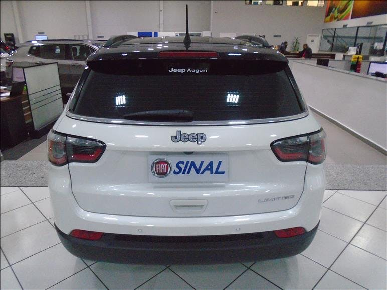 JEEP COMPASS 2.0 16V Limited 2016/2017 - Foto 4