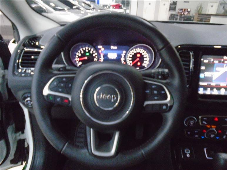 JEEP COMPASS 2.0 16V Limited 2016/2017 - Foto 13