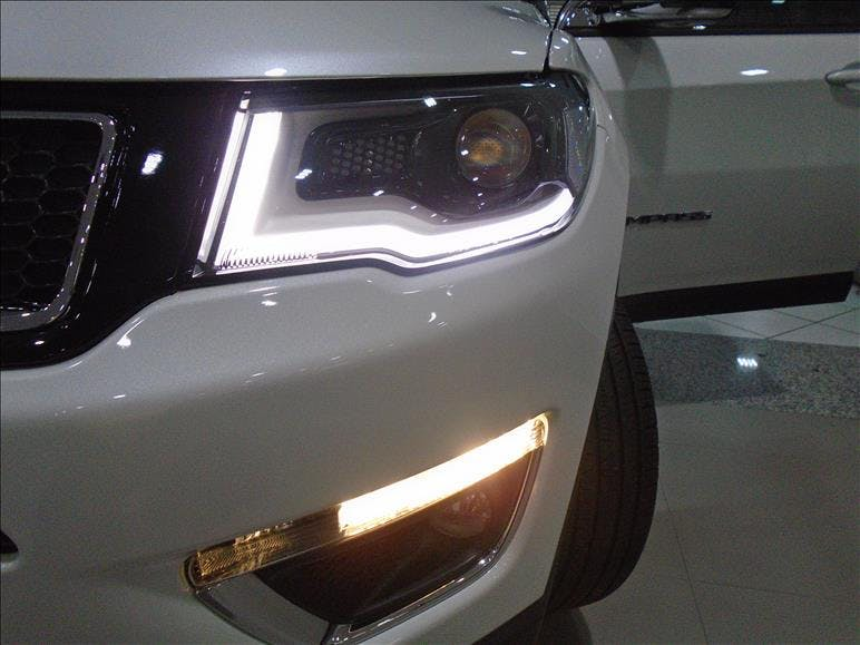 JEEP COMPASS 2.0 16V Limited 2016/2017 - Foto 16