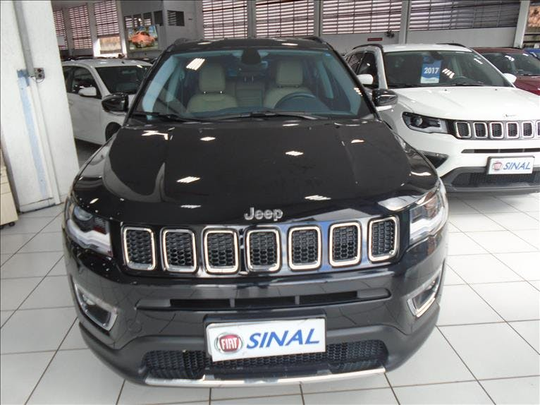 JEEP COMPASS 2.0 16V Limited 2017/2017
