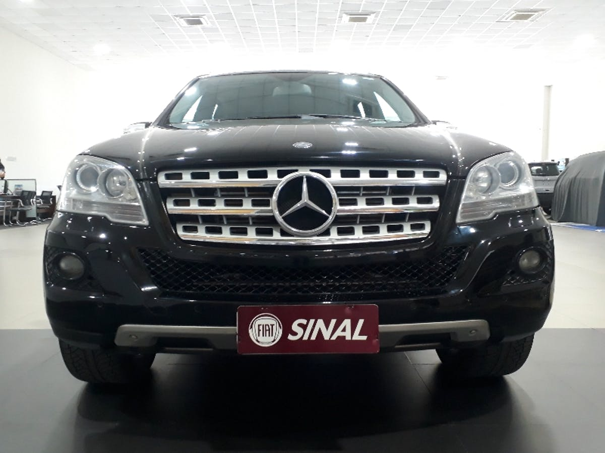 MERCEDES-BENZ ML 320 3.0 4X4 CDI V6 24V 2009/2009