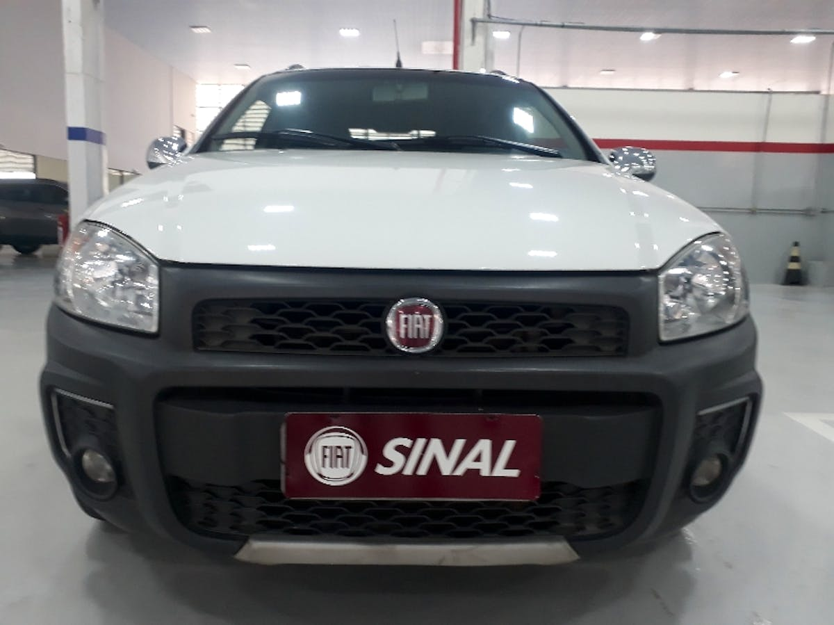 FIAT STRADA 1.4 MPI Hard Working CD 8V 2016/2017