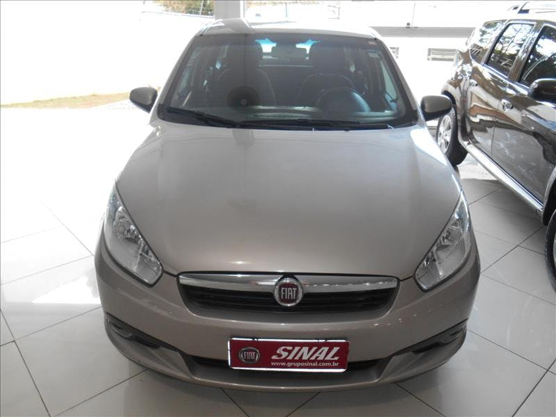 FIAT GRAND SIENA 1.4 MPI Attractive 8V 2013/2013