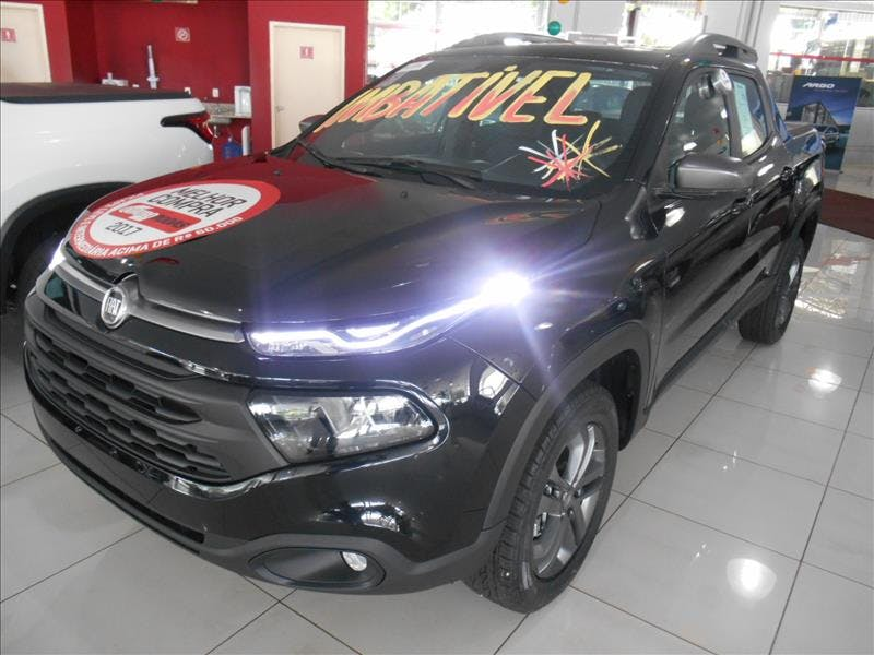 FIAT TORO 2.4 16V Multiair Blackjack 2017/2018