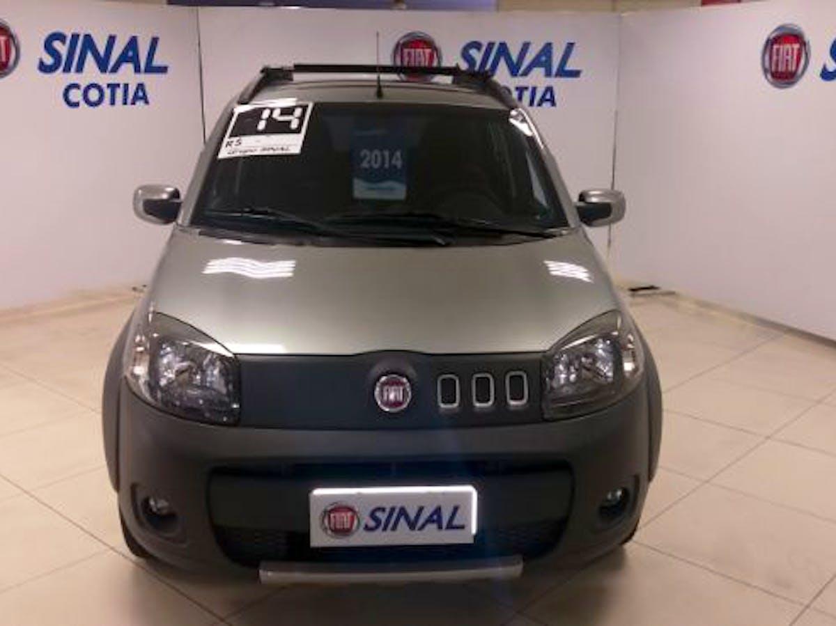 FIAT UNO 1.0 EVO WAY 8V 2013/2014