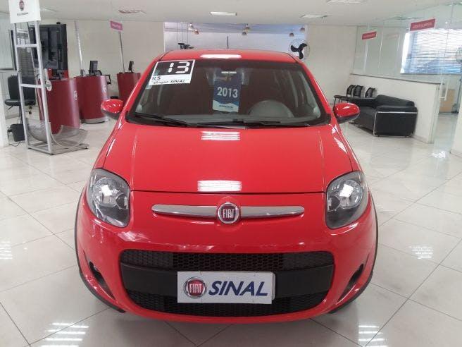 FIAT PALIO 1.6 MPI Sporting 16V 2012/2013