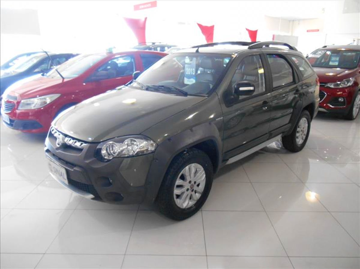 FIAT PALIO 1.8 MPI Adventure Weekend 16V 2012/2013