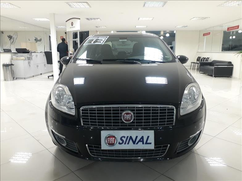 FIAT LINEA 1.8 Absolute 16V 2013/2013