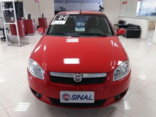 FIAT SIENA 1.0 MPI EL 8V 2013/2014