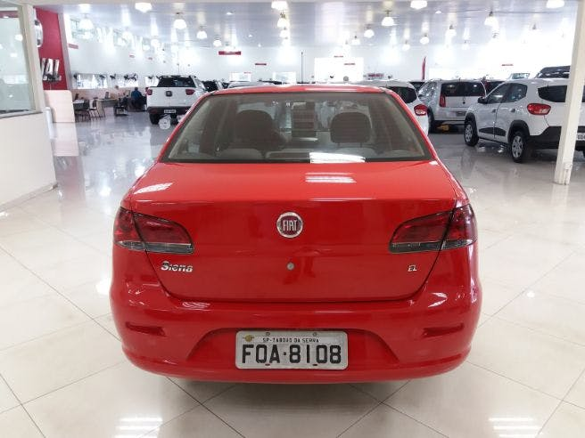 FIAT SIENA 1.0 MPI EL 8V 2013/2014 - Thumb 5