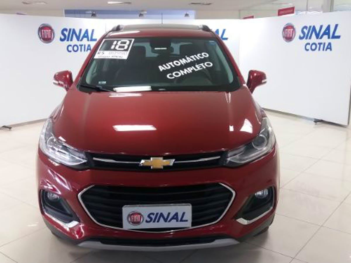 CHEVROLET TRACKER 1.4 16V Turbo Premier 2017/2018