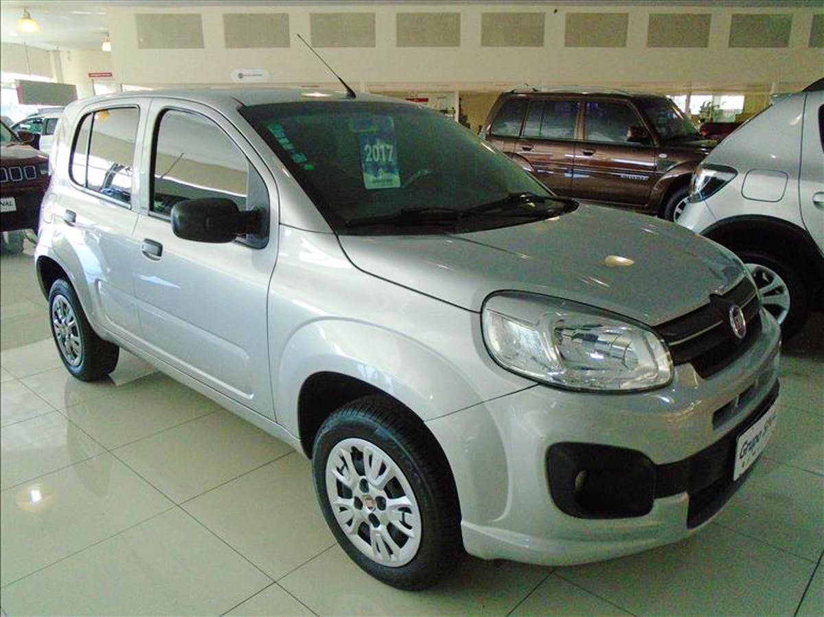 FIAT UNO 1.0 Firefly Attractive 2016/2017