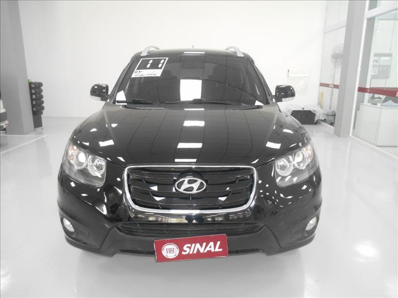 HYUNDAI SANTA FÉ 3.5 MPFI V6 24V 285cv 2010/2011