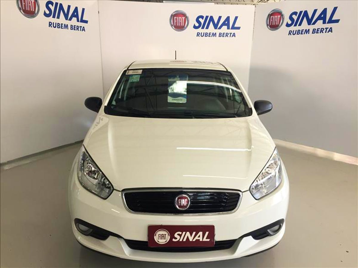 FIAT GRAND SIENA 1.4 MPI Attractive 8V 2018/2018