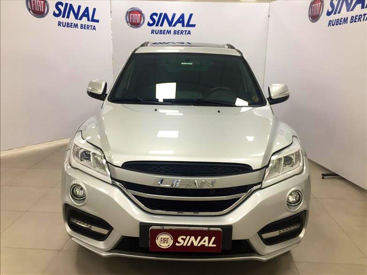 LIFAN X60 1.8 VIP 16V 2017/2018