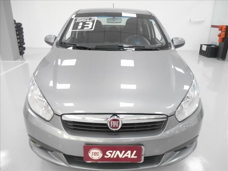 FIAT GRAND SIENA 1.4 MPI Attractive 8V 2013/2013 - Foto 1
