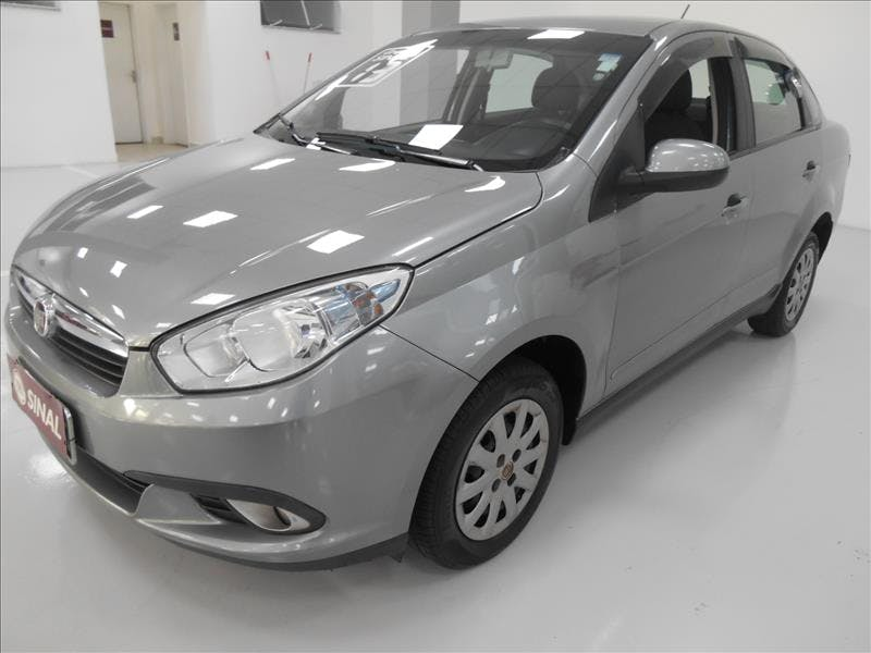 FIAT GRAND SIENA 1.4 MPI Attractive 8V 2013/2013 - Foto 2